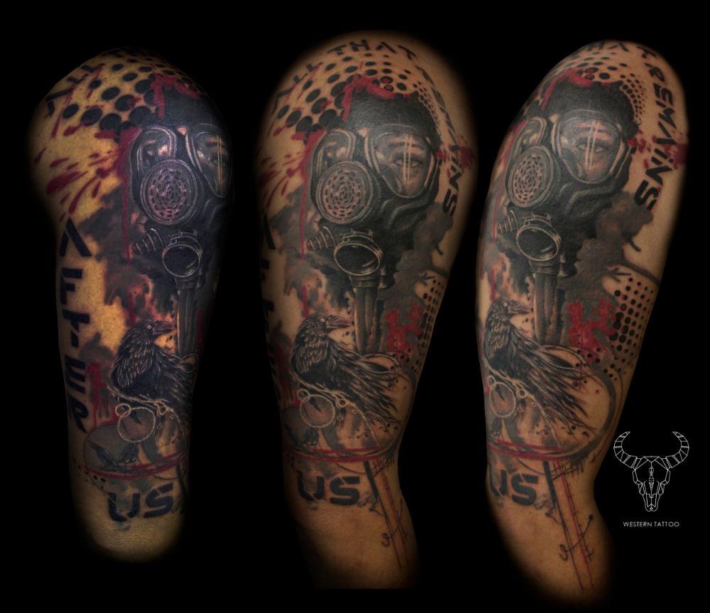 Студия Western Tattoo Factory, фото №4