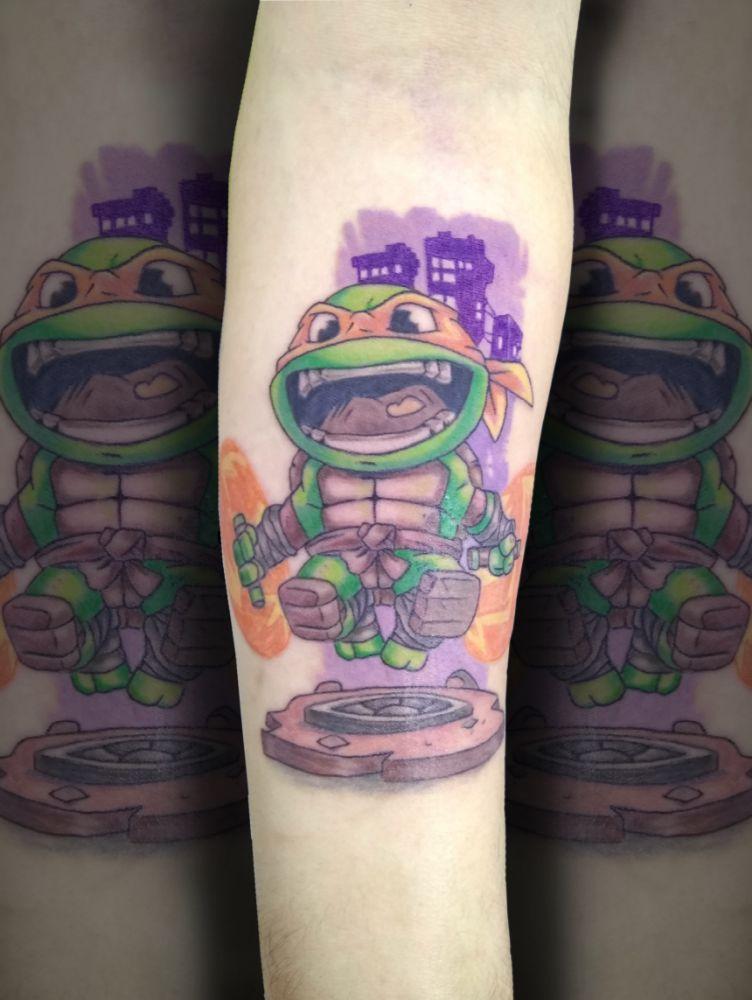 Студия Western Tattoo Factory, фото №5