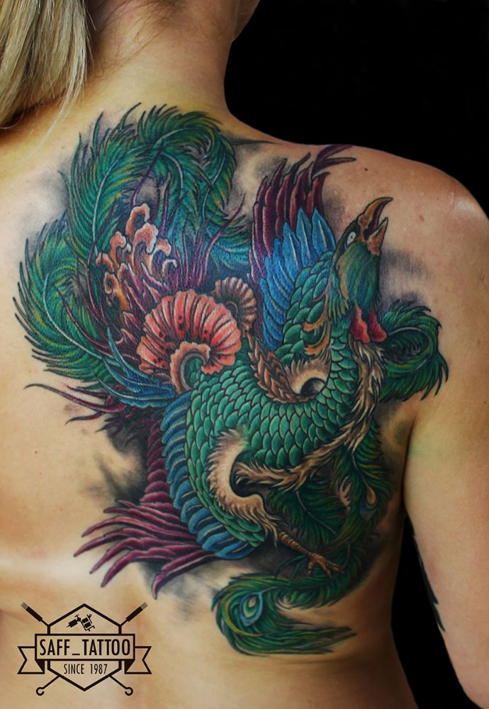 Студия Saff tattoo, фото №17