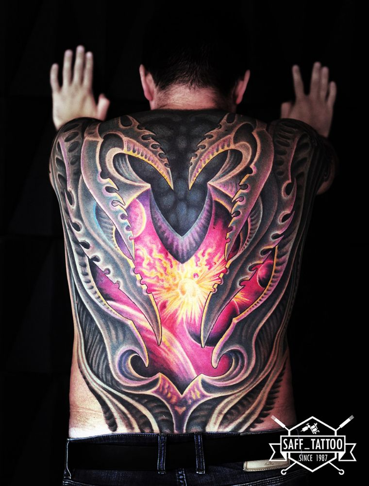Студия Saff tattoo, фото №14