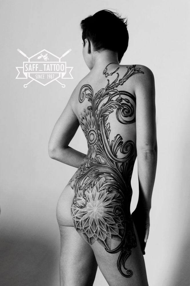 Студия Saff tattoo, фото №3