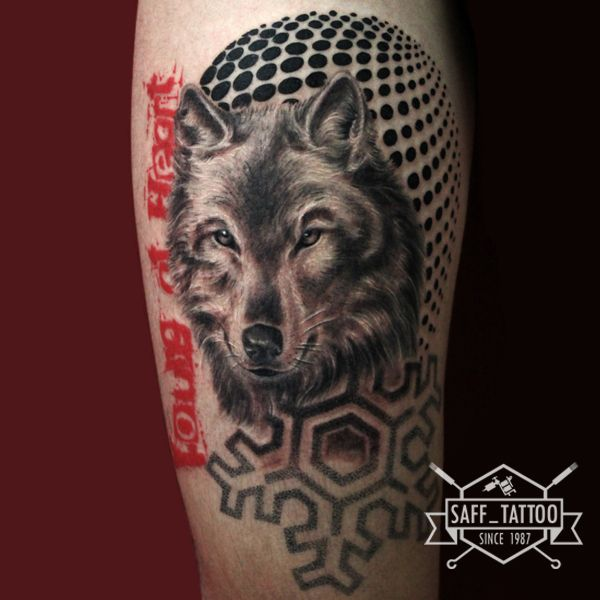 Студия Saff tattoo, фото №16