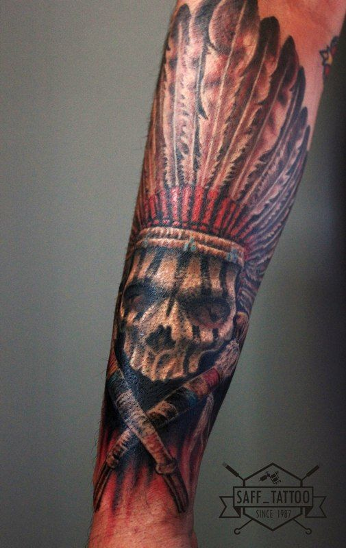 Студия Saff tattoo, фото №19